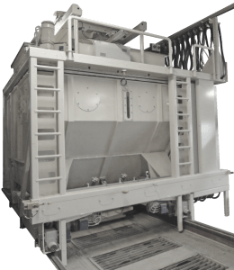 Bulk Robot Weigher
