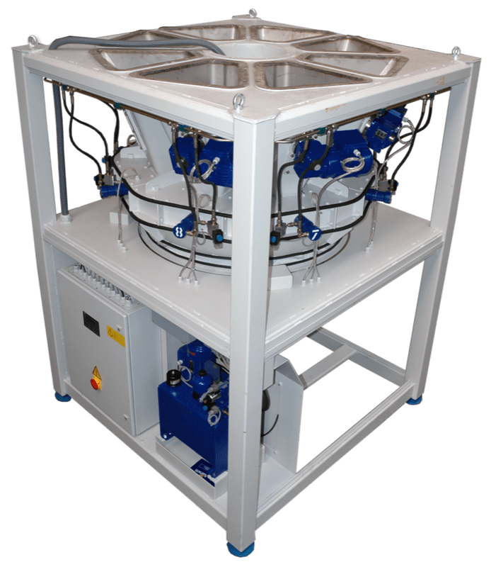 MID Dosing Weigher Units