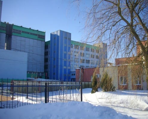 Servolux Ecomol - Belarus
